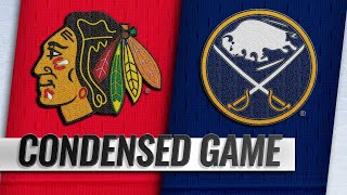02/01/19 Condensed Game: Blackhawks @ Sabres