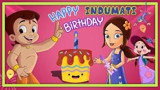Chhota Bheem - Indumati Ka Birthday