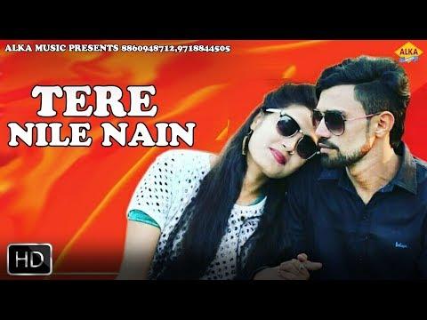 ✓New Haryanvi Song 2018 || Tere Nile Nain || तेरे नीले नैन || Pawan Dahiya || Mona Kashyap || M.Star