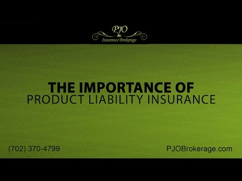 The Importance of Las Vegas Liability Insurance | PJO Brokerage