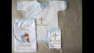 Крестильные наборы для детей(, 2014-03-26T04:37:37.000Z)