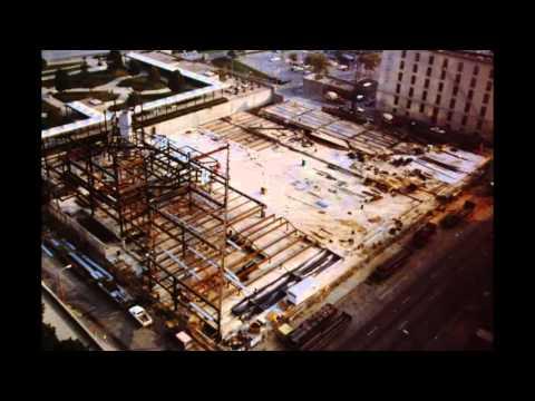 Kentucky Center - Performing Arts Center Construction Time Lapse