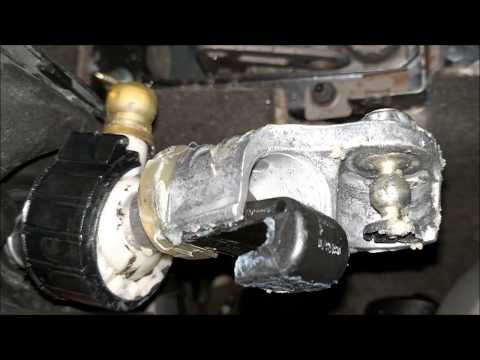 Repair 2003 VW Beetle Manual Shifter Linkage