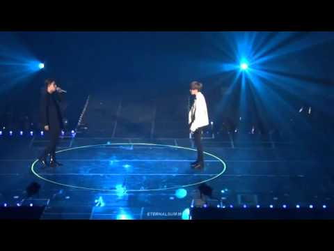 [160213] SVT ENCORE CONCER DAY1 MEANIE PERFORMANCE FULL // HD