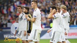 ¿Qué pasa con Alemania? El dilema para clasificar a la Euro 2020 | Más Fútbol | Telemundo Deportes