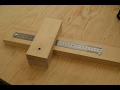 Drill press table? This Simple Dowel Jig is all you need In many home wood-working projects