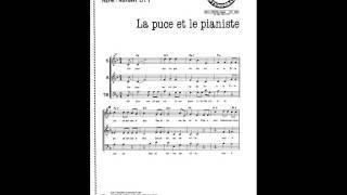 """Jean-Claude Doussart """"La puce et le pianiste"""""""