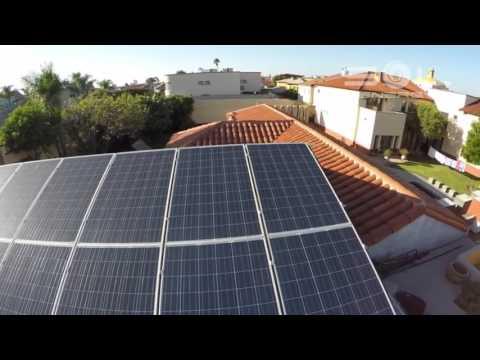 Terreros 5kW - Paneles Solares Tijuana