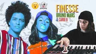 "Turning ""FINESSE"" by Bruno Mars & Cardi B into a SCARY & DARK SONG"
