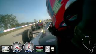 2020 | SCCA Majors Win | F1600 | Sebring International