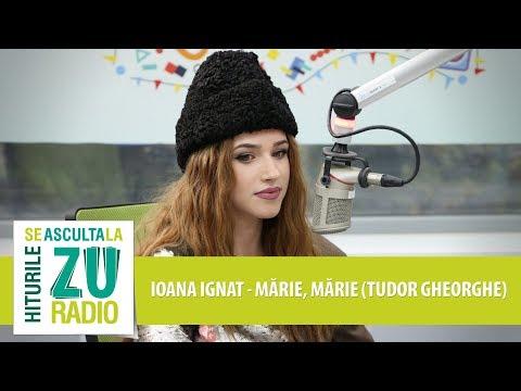 Ioana Ignat - Mărie, Mărie (Marea Unire ZU 2017)