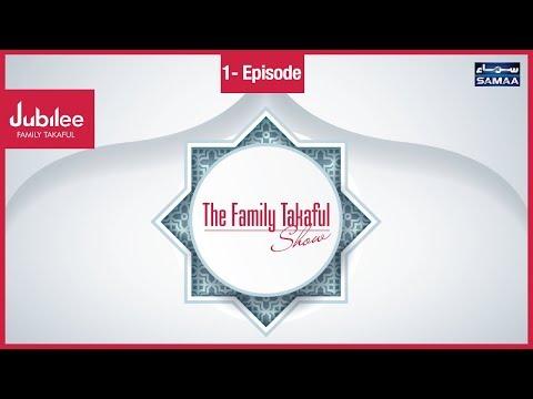 The Jubilee Takaful Show | Episode-1