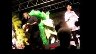 Wild Tchoupitoulas Mardi Gras Indians with Russell Batiste & Jason Neville
