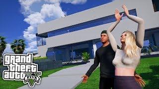 HOCHZEITSREISE auf eine INSEL! - GTA 5 Real Life Mod