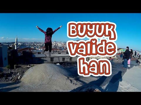 Buyuk Valide Han | Photo Tour | Istanbul, Turkey