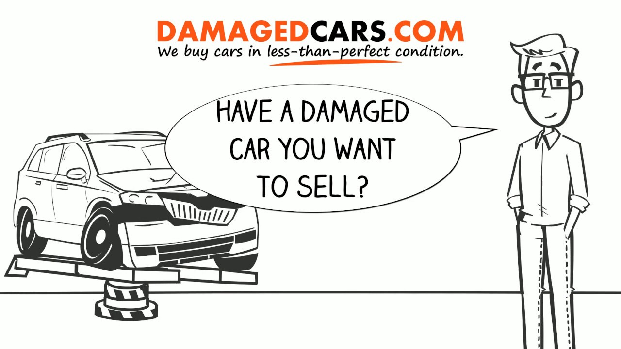How to Sell My Car (Funny) - Damaged Cars - YouTube