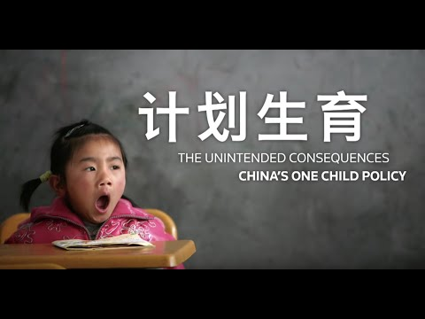 The unintended consequences of China's One Child Policy