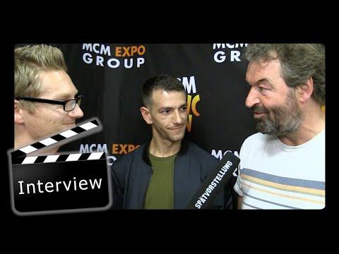 MCM Hannover Comic Con:  mit Ian Beattie und Josef Altin zur TVSerie
