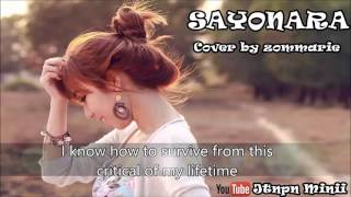 SAYONARA (ซาโยนาระ) - Mild Cover by zommarie