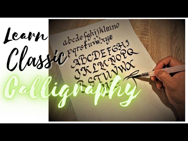 CLASSIC CALLIGRAPHY
