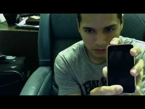 Como Desbloquear Mi iPod Touch  y iPhone (Chevere)