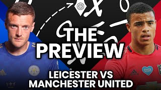 Win or Bust! | Leicester City vs Manchester United | Paddock Preview