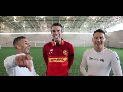 F2 Football Freestylers Billy Wingrove | Jeremy Lynch