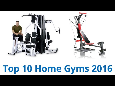 10 Best Home Gyms 2016