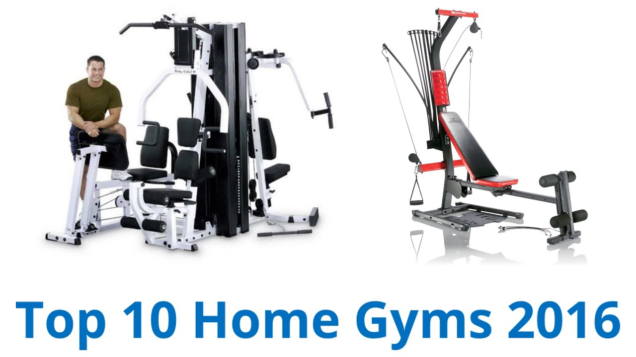 Best home gyms doovi