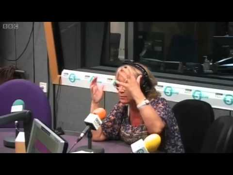 Richard Bacon vs Psychic Sally Morgan ( EXPOSED IN THE EXTREME )