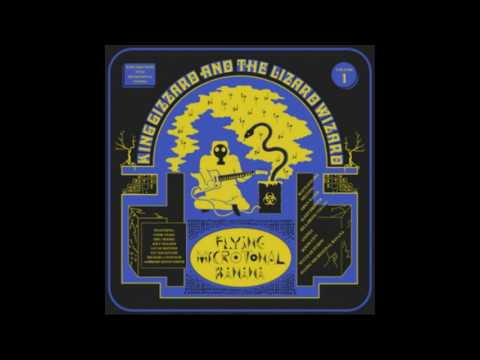 King Gizzard and the Lizard Wizard - Flying Microtonal Banana (full album)