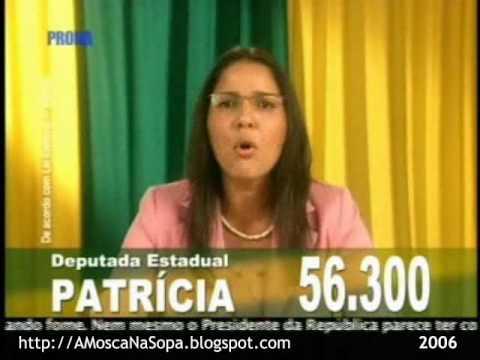 PRONA - Patricia Freitas Lima - Horário Político Eleitoral