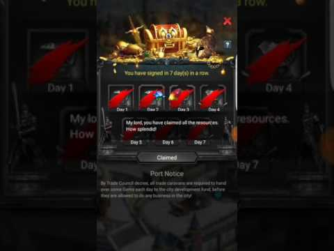 RISE OF THE KINGS RESOURCE AID