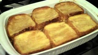 """pinterest Inspired"" Series Episode 1 ~ French Toast Bake"