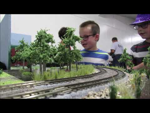 VIDEO HIGHLIGHTS | Pensacola Model Railroad Club