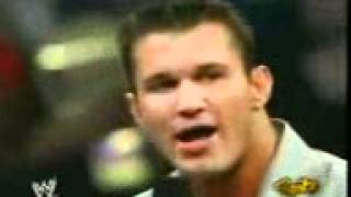 Randy Orton in romantic mood in old hindi song ye jo chilman hai