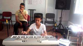 (Org-piyano)Canlı performans melankolik