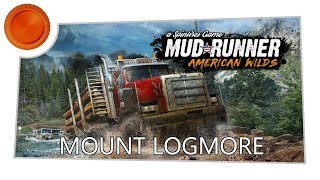 Spintires MudRunner: American Wilds - Mount Logmore