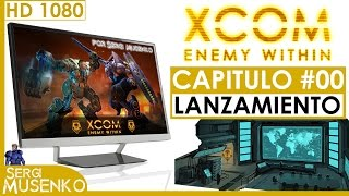 Vídeo XCOM: Enemy Within
