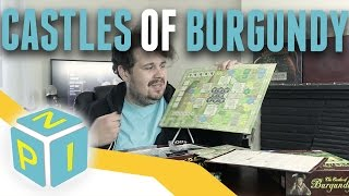 Castles of Burgundy Review - Not Actually About Castles