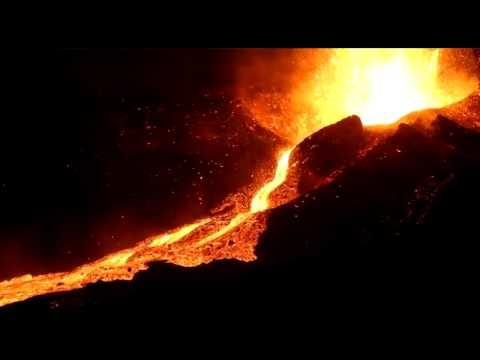 Vulcão entrou em erupção há uma semana na Ilha do Fogo, Cabo Verde
