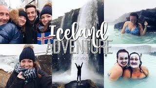 ICELAND ADVENTURE! | Blue Lagoon, My Birthday & Reykjavík! ♡ | Brogan Tate