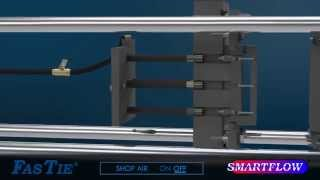 FasTie Animation, Captive Molder Application