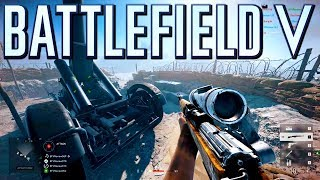 Battlefield 5 New Multiplayer Gameplay Battlefield V