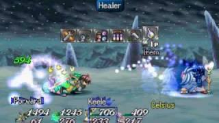 Celcius Battle [Tales of Destiny 2 - PSX]