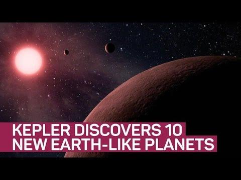 Kepler telescope finds 10 new Earth-like planets (CNET News)