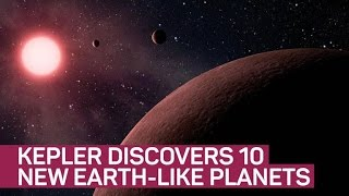 Kepler telescope finds 10 new Earth-like planets (CNET News)