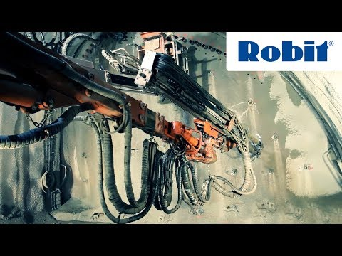 Robit - Forepoling in Germany
