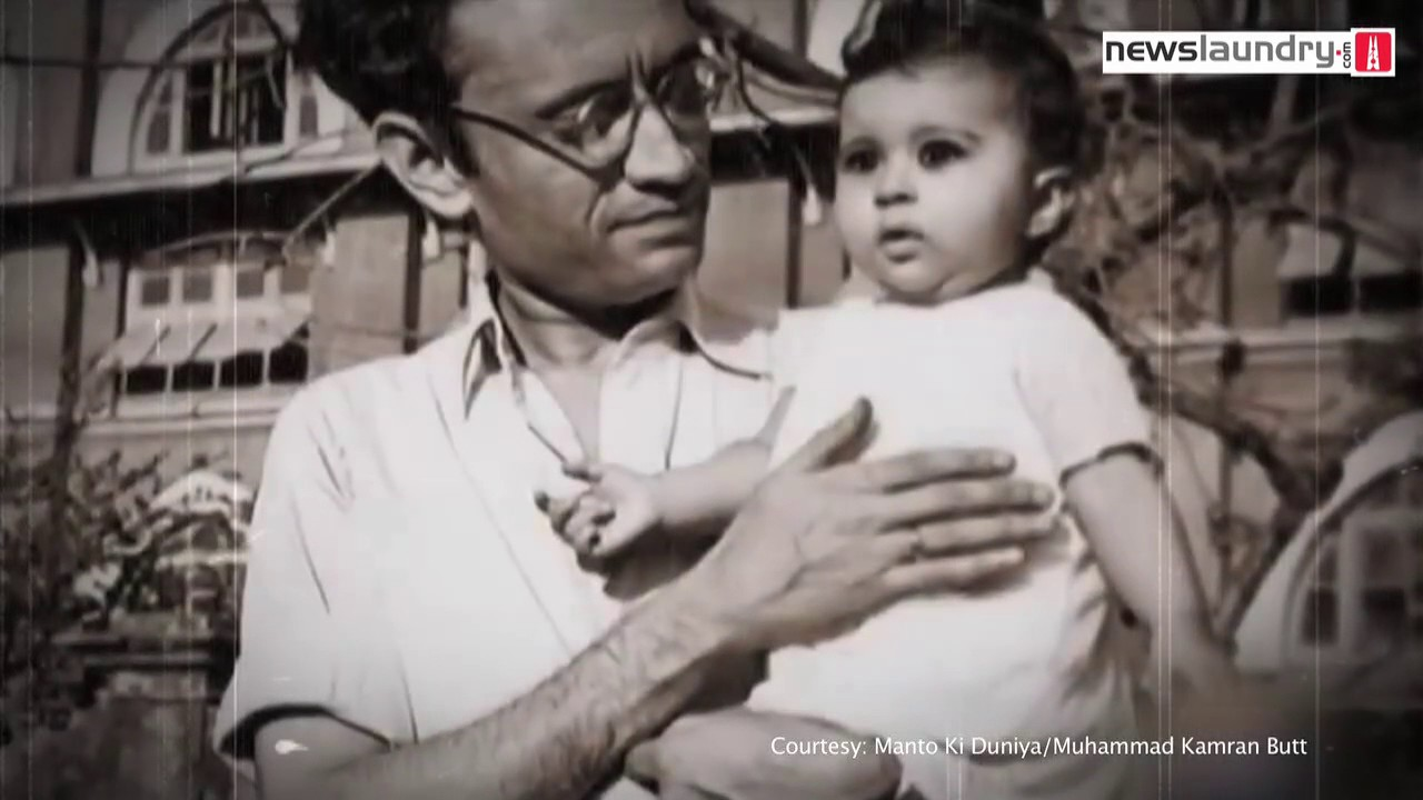 Newslaundry celebrates Manto's 105th birth anniversary