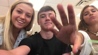 FIRST DAY OF SCHOOL (vlog 4)